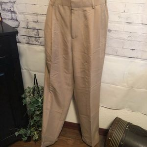 Dockers Silk Touch Pleated Dress Pants 33 X 30